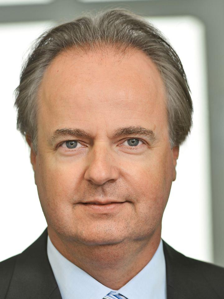 """Dr. Markus C. Zschaber, Chef der gleichnamigen Vermögensverwaltungsgesellschaft, die monatlich den """"Welt-Index"""" veröffentlicht."""