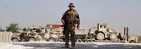 Ende des Nato-Kampfeinsatzes: Bis zu 850 Soldaten bleiben in Afghanistan