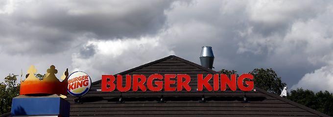 Die Zukunft von 89 deutschen Burger-King-Filialen ist ungewiss.