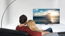 Warentest steht nicht auf Kurven: Die 10 besten Fernseher