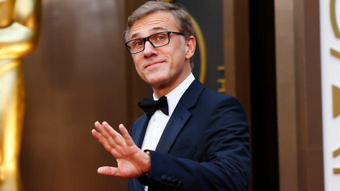 """Durch seine Rolle in """"Inglorious Basterds"""" erlangte Christoph Waltz Weltruhm. Der Österreicher lebt in Los Angeles und Berlin."""
