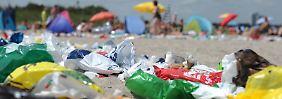 Die EU und ihre Plastikbeutel: Brüssels Tüten-Plan ist für die Tonne