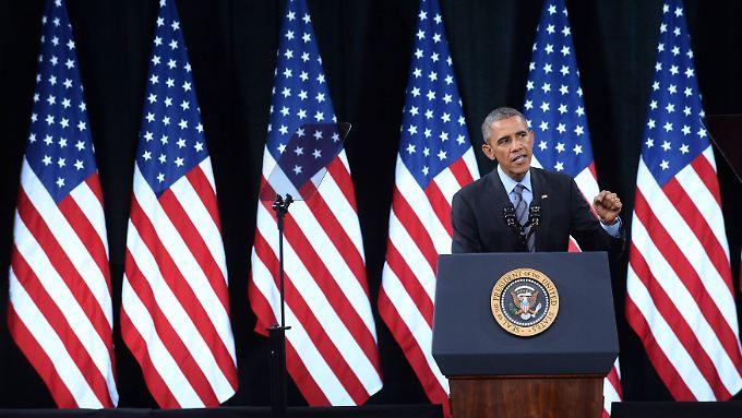 Alleingang des US-Präsidenten: Obama schützt illegale Einwanderer per Dekret vor Abschiebung