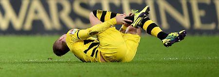 Für BVB-Star Marko Reus stehen wieder harte Wochen an.
