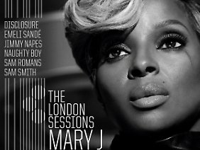 """The London Sessions"" ist bei Capitol (Universal) erschienen."