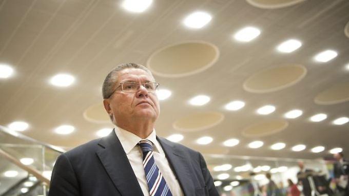 Wirtschaftsminister Alexej Uljukajew plädiert für einen Neustart in den Gesprächen mit der EU.