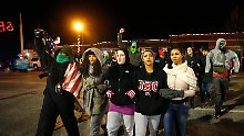 """""""Dieses Problem ist kein Ferguson-Problem, das ist ein amerikanisches Problem."""""""