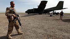 Per Oldtimer in die Kampfzone: Die Transall der Bundeswehr