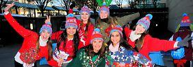 """""""Ugly Sweater Run"""": So hässlich kann Weihnachten sein"""