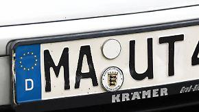 Gesetzentwurf zur Kfz-Steuer: Pkw-Maut kann künftig auch deutsche Autofahrer treffen