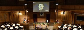 Digital in Stockholm anwesend: Snowden erhält Alternativen Nobelpreis