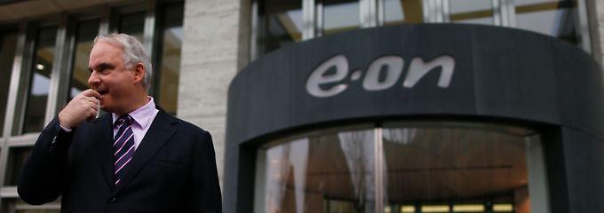 Aufspaltung als Antwort auf die Energiewende: Eon-Chef Johannes Teyssen will Deutschlands größten Energiekonzern erneuern.