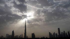 Skyline für Dubai: Die Stadt ist der Beweis dafür, dass Blasen durch zinsfreie Geschäfte zwar unwahrscheinlicher, aber nicht unmöglich werden.