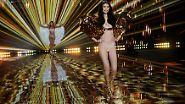 """Winzige Höschen, riesige Show: """"Victoria's Secret""""-Engel mit höllisch heißen Kurven"""