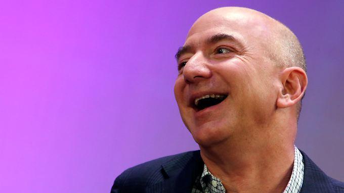 Schöner Scheitern: Amazon-Chef Bezos bereut die Fehlausgaben in Milliardenhöhe nicht.