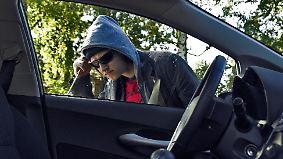 Gibt es 100-prozentigen Schutz?: Auto-Diebstahlsicherungen im Test