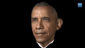 "3D-Drucker ""klont"" Obama: Erstmals 3D-Porträt von US-Präsidenten erstellt"