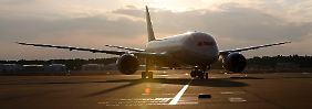 Versuch mit Dreamliner: Boeing fliegt mit Bio-Diesel