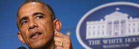 """Nationalistisch, rückwärtsgewandt"": Obama prangert Putins Politik an"