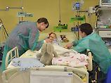 Mit 12,7 Grad Körpertemperatur: Kleinkind überlebt Nacht bei Minusgraden