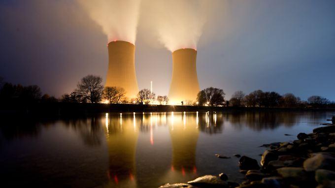 Das Eon-Kernkraftwerk Grohnde in Niedersachsen. Der Konzern hat bereits Milliarden an Brennelementesteuer gezahlt.