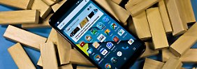 Großes Handy, kleine Schwächen: Nexus 6 ist ein zahmes Monster