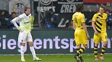 Dortmunds Wembley-Reihe ist zurück: Klopp setzt Weidenfeller auf die BVB-Bank