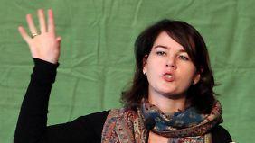 Annalena Baerbock ist klimapolitische Sprecherin der Grünen-Bundestagsfraktion. Sie reist an diesem Dienstag zur Klimakonferenz nach Lima.