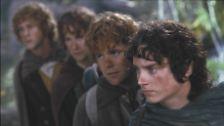 … Abschied nehmen von gemütlichen Hobbits, …