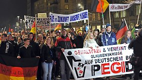 "Bundesweite Anti-Islam-Proteste: Wie rechts ist die ""Pegida""-Bewegung?"