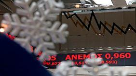 Angst vor Neuwahlen: Griechische Börse rauscht auf tiefsten Stand seit 1987