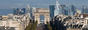 Land leidet unter Arbeitslosigkeit: Frankreichs Industrie schrumpft unerwartet