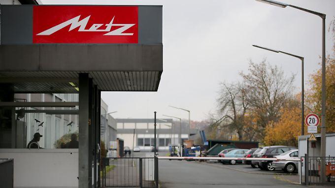 Der letzte prominente Insolvenzantrag wurde vom TV-Hersteller Metz gestellt.