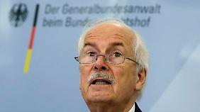 Deutschland im Fadenkreuz: Generalbundesanwalt warnt vor islamistischem Terror