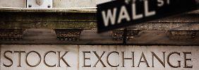 Ölpreisverfall verscheucht Anleger: Dow Jones lässt kräftig Federn