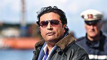 Zwischen Tod und Rettungsboot: Costa-Kapitän Schettino räumt Mitschuld ein