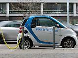 Nur besser mit Ökostrom: Elektroautos sind nicht immer sauberer