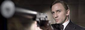 Auch das neue Abenteuer von James Bond (Daniel Craig) ist inzwischen von dem Angriff der Hacker betroffen.