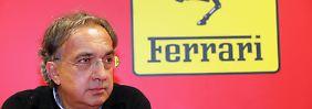 """Das """"Genie"""" Sergio Marchionne hängt den Aktionären eine """"saftige Möhre"""" vor die Nase."""
