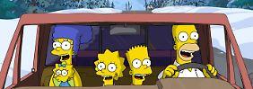 Die Simpsons sind für viele Zuschauer die liebste Fernsehfamilie.