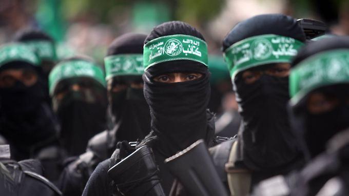 Der militärische Arm der Organisation steht seit 2001 auf der Terrorliste der EU.