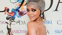 Passt ja: In diesem Jahr bekam Rihanna den Fashion Icon Award verliehen.