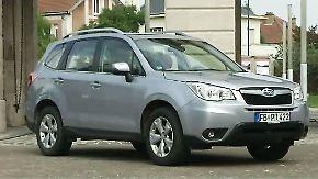 40.000 Kilometer und fast wie neu: Subaru Forester im n-tv Dauertest