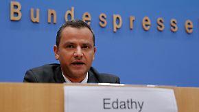 """""""Filmbestellung falsch, aber legal"""": Edathy stellt sich Presse und Untersuchungsausschuss"""