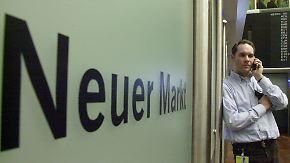 """Gegenwind von Deutscher Börse: Vertreter aus Wirtschaft und Politik befürworten """"Neuen Markt 2.0"""""""