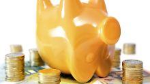 Weniger zurück als geborgt: Erstmals Negativzins für Kreditnehmer
