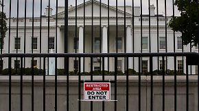 Zu wenig Sicherheit für Obama: Gutachten stellt schwere Mängel beim Secret Service fest