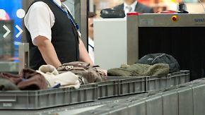 Sicherheitslücke in Frankfurt: Tester schmuggeln Waffen durch die Flughafenkontrolle