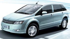 Mit dem e6 hat der chinesische Autobauer BYD einen ersten Erfolg gelandet.