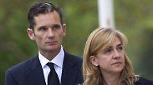 Erstmalig Royal vor Gericht: Spaniens Infantin wird der Prozess gemacht